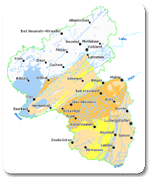 Radon Karte Deutschland.Lgb Rlp De Online Karte Radonprognose